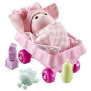 Zhu Zhu Pets Hamster Deluxe Baby Set - Marmie