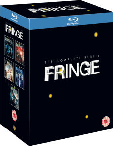 Fringe - The Complete Series