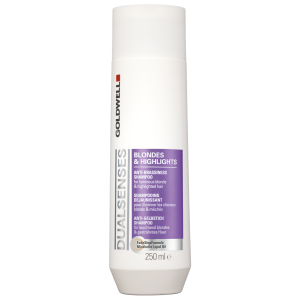 Champú cabello rubio/mechas Goldwell Dualsenses Anti-Brasiness (250ml)