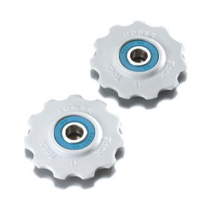 Tacx Ceramic Bearing T4065 Bicycle Jockey Wheels - Shimano