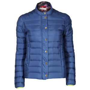 Paul by Paul Smith Women's Down Jacket - Periwinkle