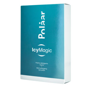 Parches de ojos multienergizantes Icymagic Polaar (x4)