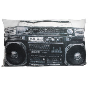Boombox iMusic Pillow Unique Gifts | IWOOT