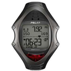Polar RS400sd Heart Rate Monitor & Sports Watch