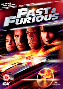Fast and the Furious (Bevat UltraViolet Copy)