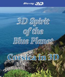 Spirit of Blue Planet: Corsica in 3D