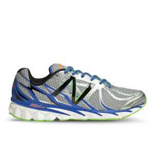 New Balance Men's NBX M3190 V1 Cushioning Running Shoes - Silver/Blue