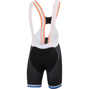 Sportful Bodyfit Pro Bib Shorts Limited Edition - Black/Blue