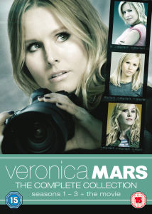 The Veronica Mars Collection - Seizoen 1-3 (Incl Film)