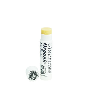 Antipodes Lip Balm Lime Leaf and Cocoa Butter