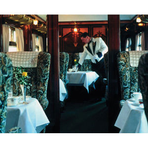 Best of Britain Day Excursion on the Belmond British Pullman for Two