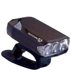 Moon GEM 2.0 USB Front Light Black