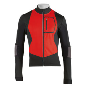 Northwave Evolution Tech Jacket - Red/Black