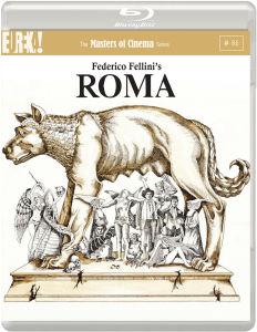 ROMA (Masters of Cinema)