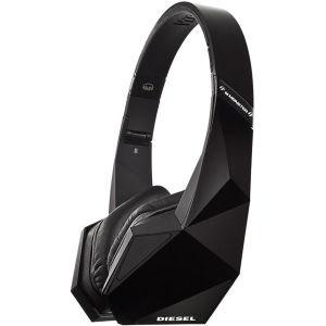 Monster Diesel Vektr Kopfhörer mit Apple ControlTalk - Schwarz