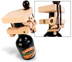 Vice Grip Wine Puzzle