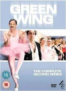 Green Wing - The Complete 2nd Series