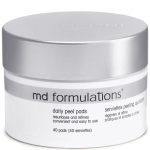 MD FORMULATIONS DAILY PEEL PADS (40 PADS)