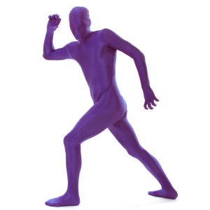 Morphsuits Purple
