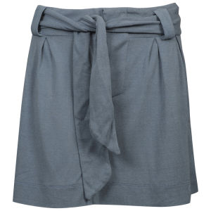 Chloe Women's Tie Skirt - Teal