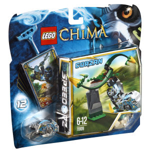 LEGO Legends of Chima: Whirling Vines (70109)