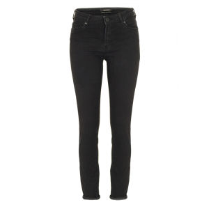 Maison Scotch Women's 85727 Haught Skinny Jeans - Black Beauty