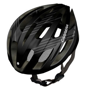 Carrera Rocket 2014 Road Helmet - Black Graphite