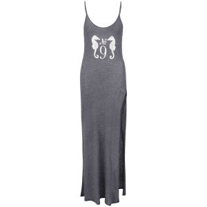 Wildfox Women's Sea Horse Jetset Maxi Dress - Clean Black