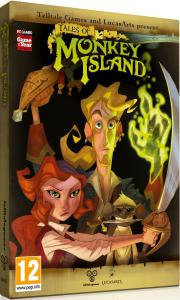 Tales of Monkey Island Collector's Edition PAL UK