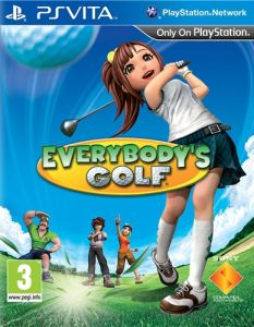 Everybody's Golf (Vita) PAL UK