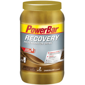 PowerBar Recovery Regeneration Powder - 1.2 Tub Chocolate