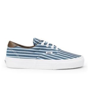 Vans Women's Era 59 Stripes Trainers - Blue/True White