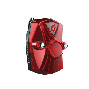 Blackburn Super Flea Rechargeable 4 LED Rear Light