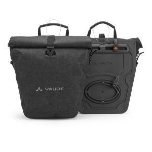VAUDE Aqua Deluxe Back Pannier - Black