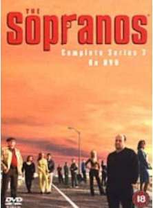 The Sopranos - Complete Series 3 Box Set