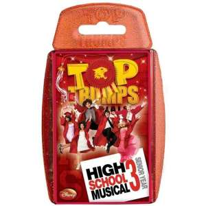High School Musical 3 Top Trumps