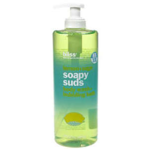 Gel de douche et bain bliss lemon soapy suds