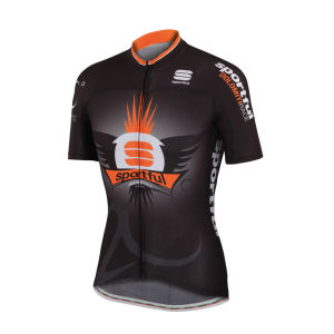 Sportful Dolomiti Race Short Sleeve Jersey - Black