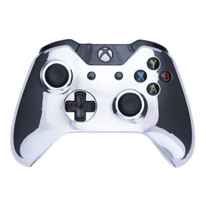 Xbox One Wireless Custom Controller - Chrome Silver