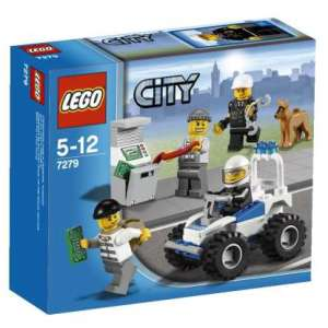 LEGO City: Police Minifigure Collection (7279)