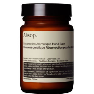 Aesop Resurrection Aromatique Hand Balm 120ml