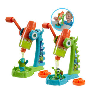 Monsters University Slime Cannister Machine