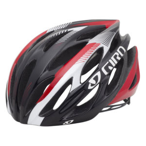 Giro Saros Cycling Helmet Black/Red
