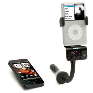 Griffin RoadTrip HandsFree Bluetooth and FM Transmitter for iPod & iPhone (GA15005) - Grade A Refurb