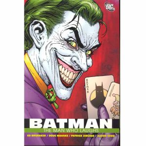 Batman: The Man who Laughs Paperback Graphic Novel