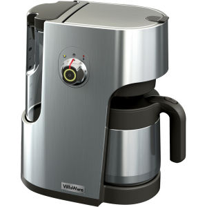 Villaware Stainless Steel Filter Coffee Maker