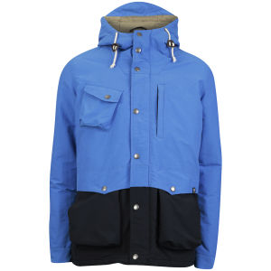 Jack & Jones Männer Begin Kapuzen Jacke - Blau