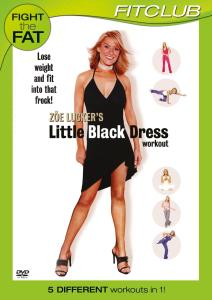 Zoe Lucker's Little Black Dress Workout