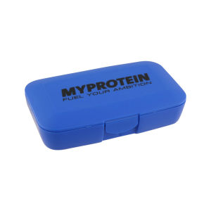 Boîte à comprimés Myprotein