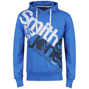 Smith & Jones Men's Lamberto Hoody - Azure